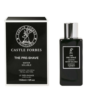 Castle Forbes Pre Shave
