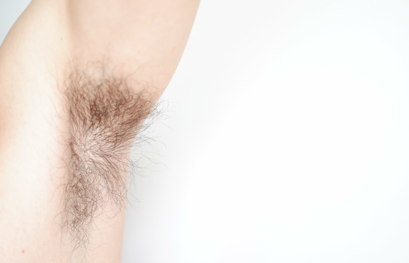 manscaping oksels