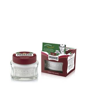 Proraso Pre-Shave - Red Sandalwood & Karite Butter