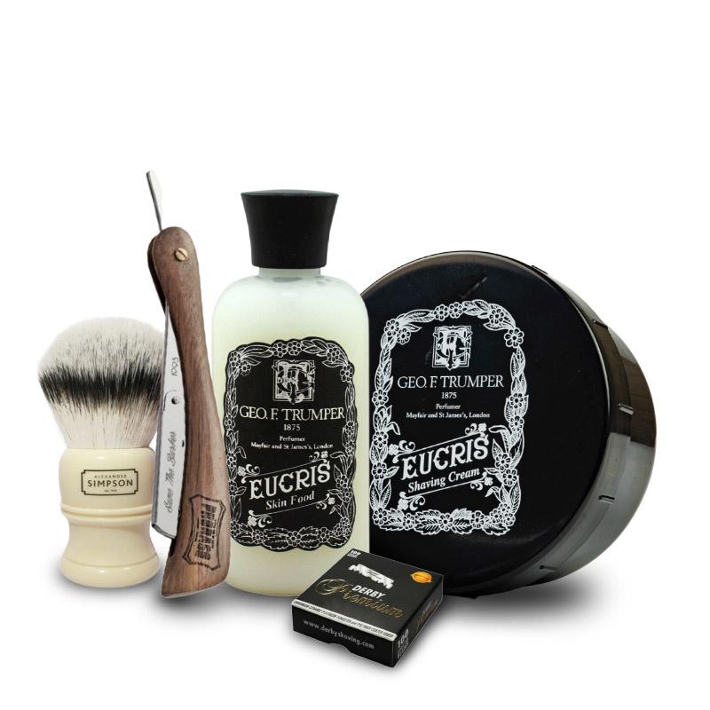 shavette scheerset beginners
