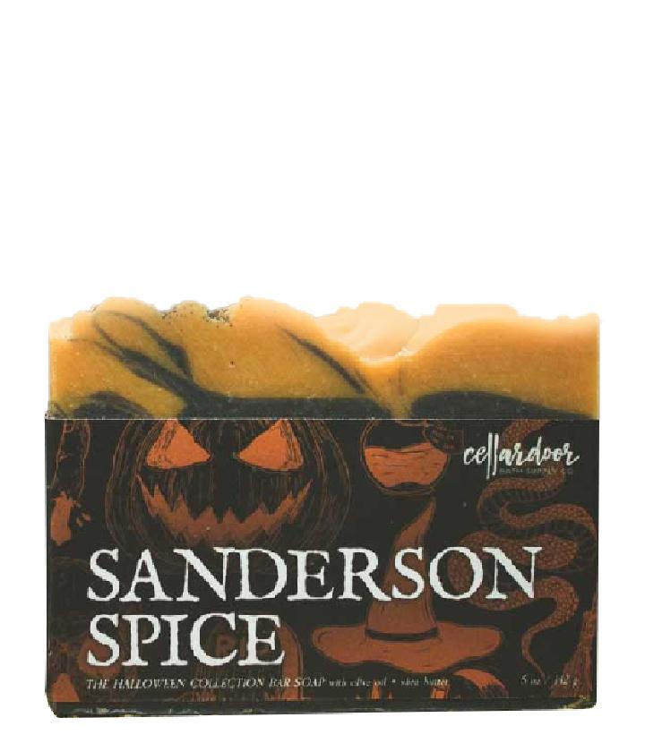 CELLAR DOOR  Soap Bar - Sanderson Spice