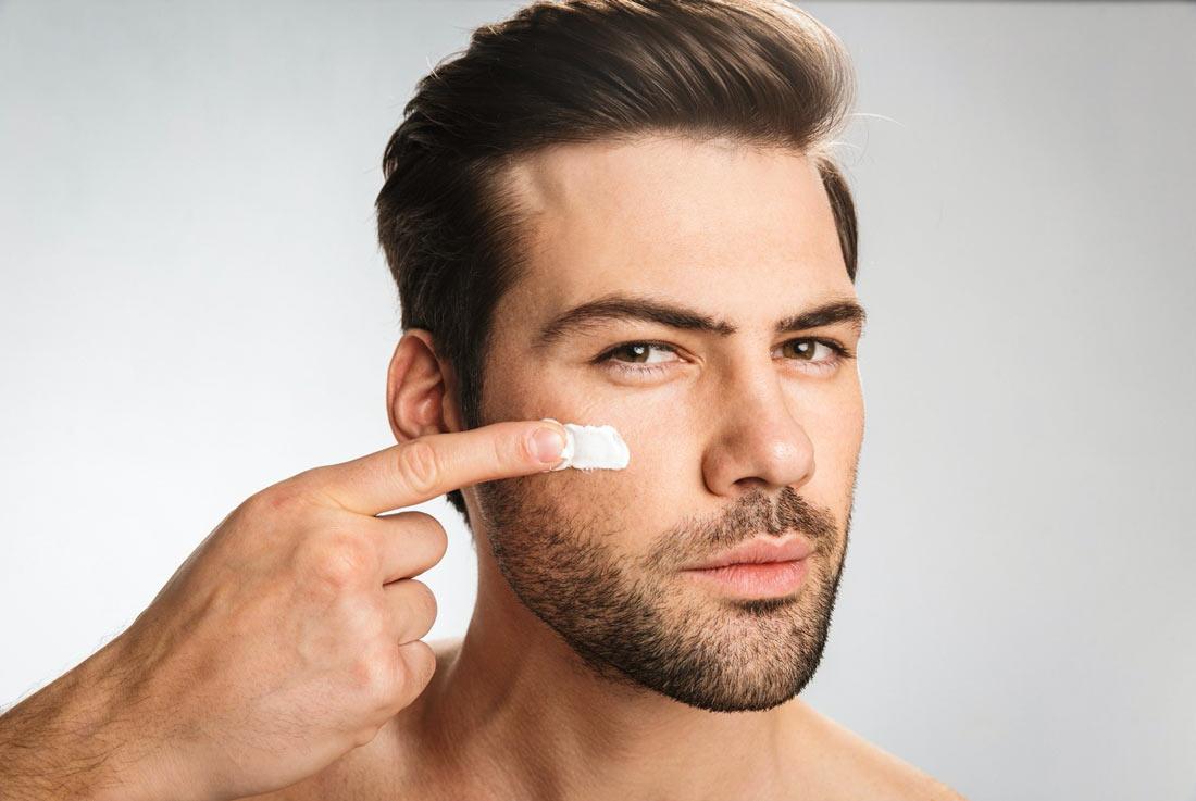 beste gezichtscrème mannen