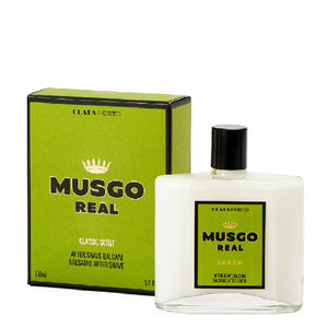 Musgo Real Aftershave Balm - Classic Scent