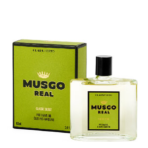 Musgo Real Pre Shave Oil - Classic Scent