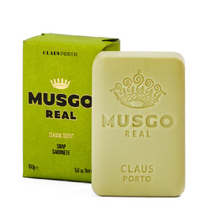 Musgo Real Men's Body Soap - Classic Scent