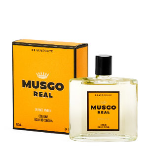 Musgo Real Eau de Cologne N°1 - Orange Amber