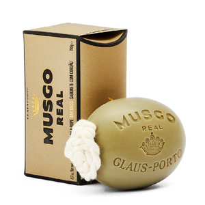 Musgo Real Soap on a Rope - Oak Moss