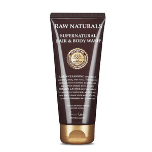 Recipe for Men Supernatural Hair & Body Wash