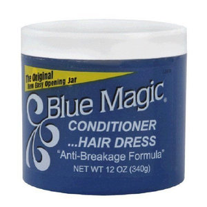 Blue Magic Conditioner & Hair Dress