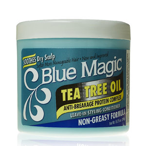 Blue Magic Leave-In Styling Conditioner - Tea Tree Oil