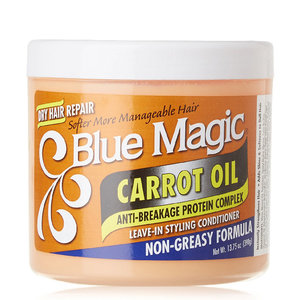 Blue Magic Leave-In Styling Conditioner - Carrot Oil