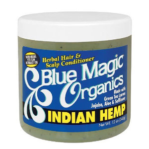 Blue Magic Organic Indian Hemp