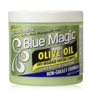 Blue Magic Leave-In Styling Conditioner - Olive Oil