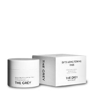 The Grey Exfoliating Toning Pads