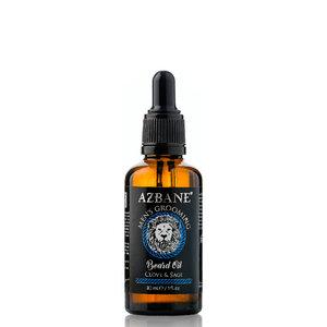 Azbane Baardolie - Clove & Sage - 30 ml