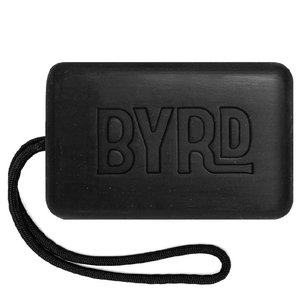 BYRD Soap on a Rope - Exfoliating Charcoal