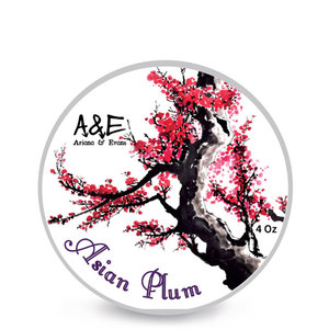 Ariana & Evans Scheerzeep - Asian Plum