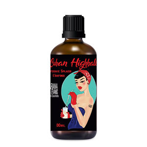 Ariana & Evans Aftershave - Cuban Highball