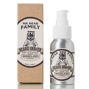 Mr. Bear Family Beard Shaper - Woodland