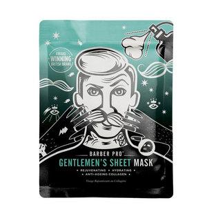 Barber Pro Gentlemen's Sheet Gezichtsmasker