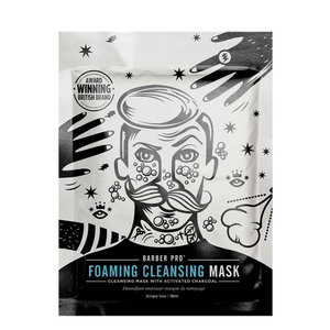 Barber Pro Foaming Cleansing Gezichtsmasker