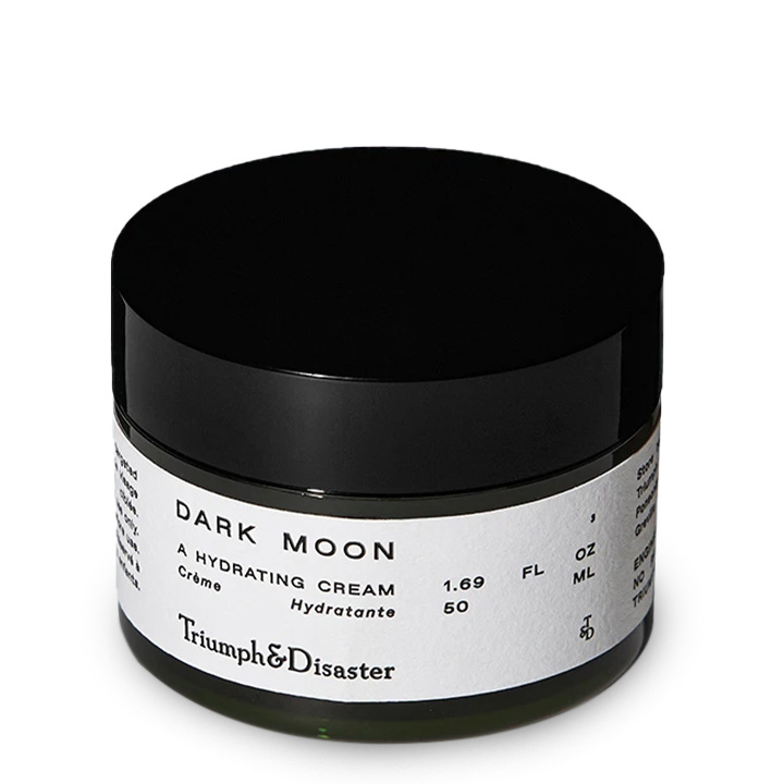 TRIUMPH & DISASTER  Dark Moon Hydrating Cream