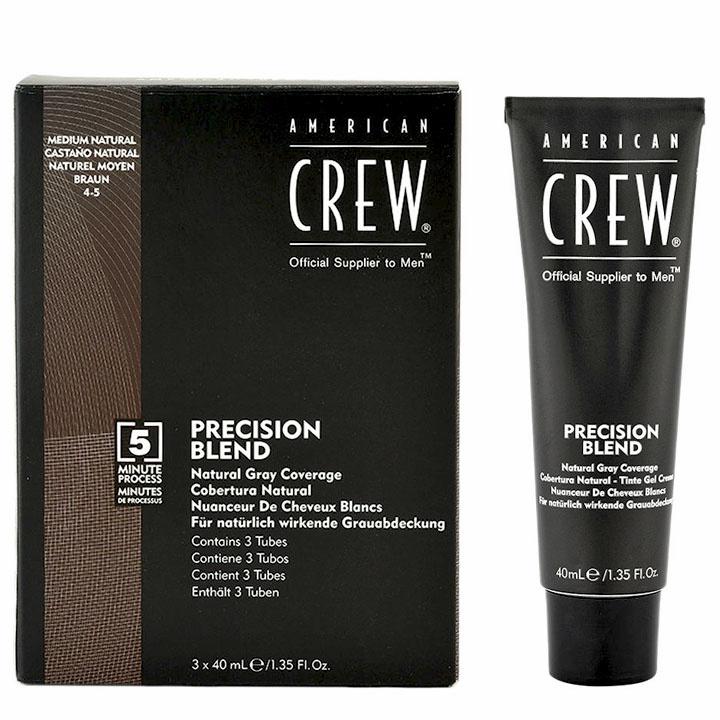 AMERICAN CREW  Precision Blend - Haarverf