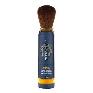 Brush on Block Mineral Sunscreen - SPF 30
