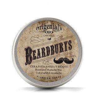 Beardburys Baard & Snorwax