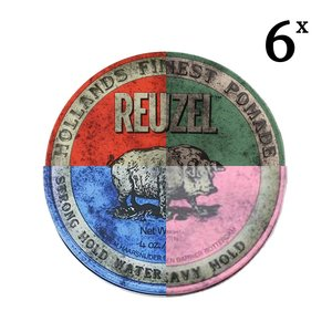 Reuzel Custom 6-pack (113g)