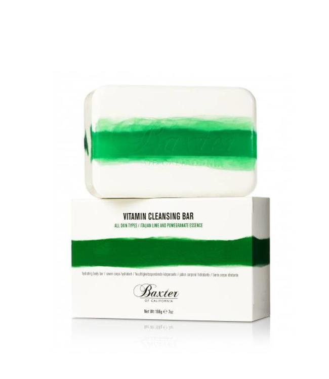 Baxter of California Vitamin Cleansing Bar - Italian Lime