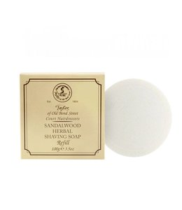 Taylor of Old Bond Street Scheerzeep Sandalwood (navulling)