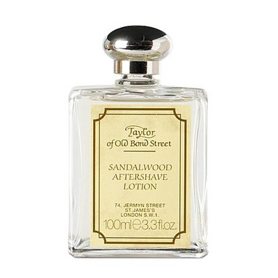 Aftershave Lotion Sandalwood 100 ml
