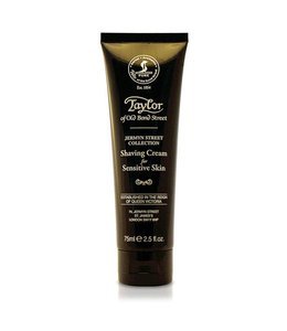 Taylor of Old Bond Street Scheercreme Tube Jermyn Street Sensitive 75ml
