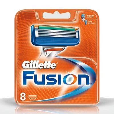 Fusion mesjes 8 stuks