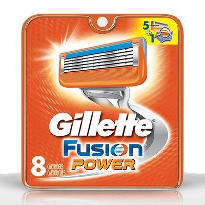 Fusion Power mesjes 8 stuks
