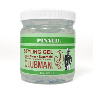 Clubman Pinaud Styling Gel - Super Hold