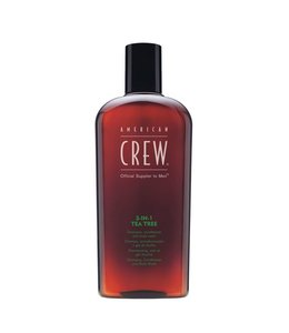 American Crew 3 in 1 Tea Tree