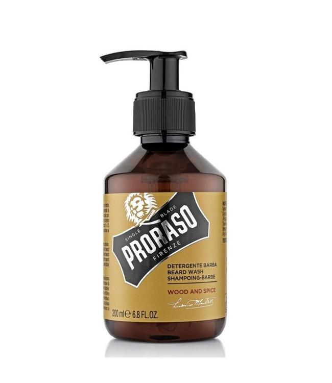 Proraso Beard Wash - Wood & Spice