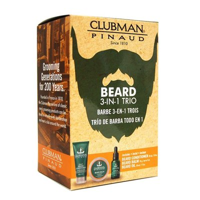 3-in-1 Beard Trio Gift Pack