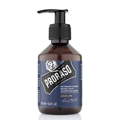 Baard Shampoo - Azur Lime