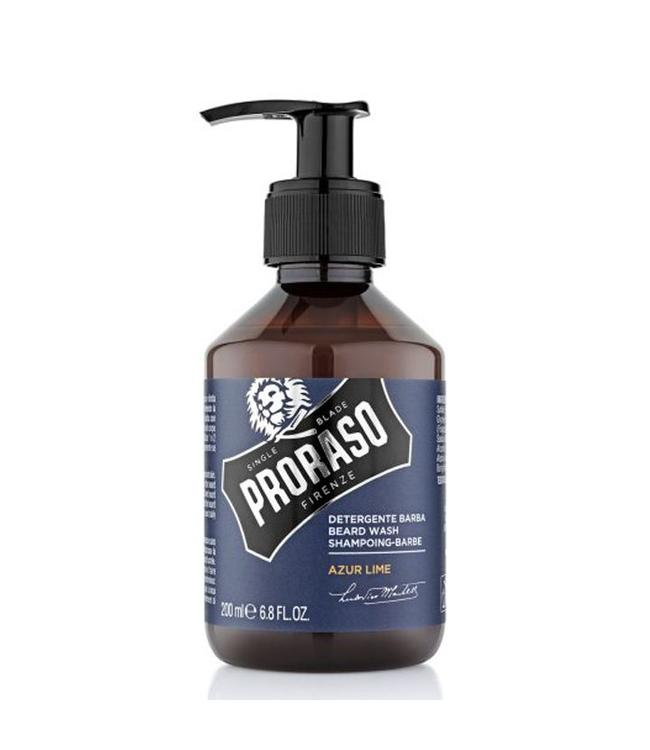 Proraso Baard Shampoo - Azur Lime