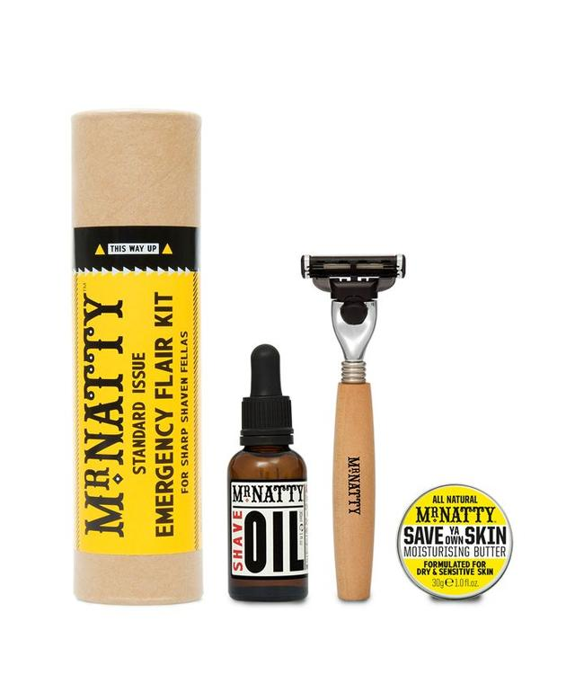 Mr Natty Emergency Flair - Shave