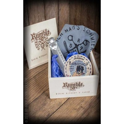 Giftset Pomade Rock Hard