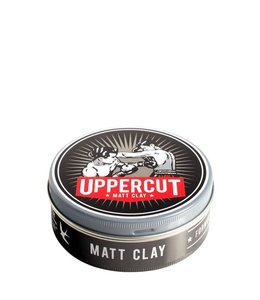 Uppercut Deluxe Matt Clay - Travelsize