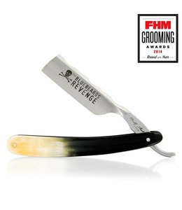 The Bluebeards Revenge 'Sabre' Straight Razor