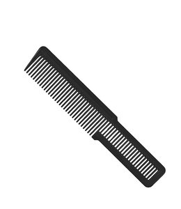 Wahl Flat Top Clipper Comb Black Small