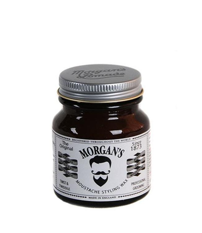 Morgan's Moustache Styling Wax