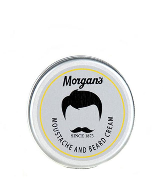 Morgan's Moustache & Beard Cream
