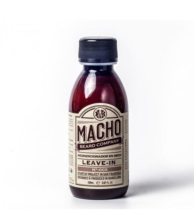 Macho Leave-in Beard Conditioner